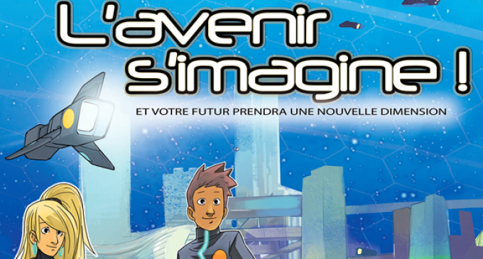 « L'avenir s'imagine » avec Radio Aviva