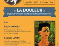 CAFÉ PSY – «La Douleur» – Mercredi 07 Juin 2017