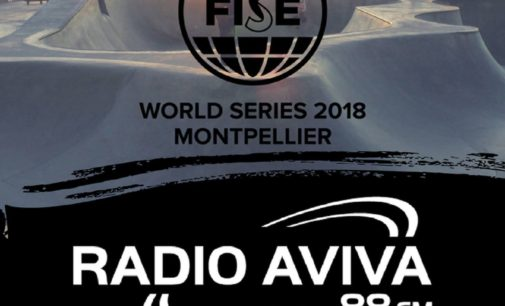 Radio Aviva était en direct du FISE du 9 au 13 mai 2018 !