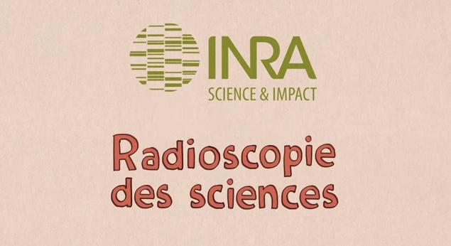 radioscopie des sciences
