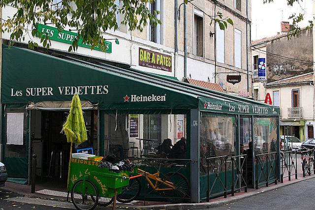 Bar les Super Vedettes