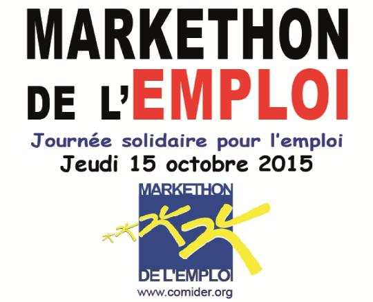 Bloc Image - MARKETHON 2015 - Logo