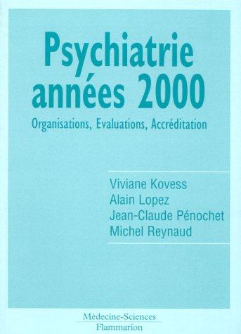 PSYCHIATRIE ANNEES 2000