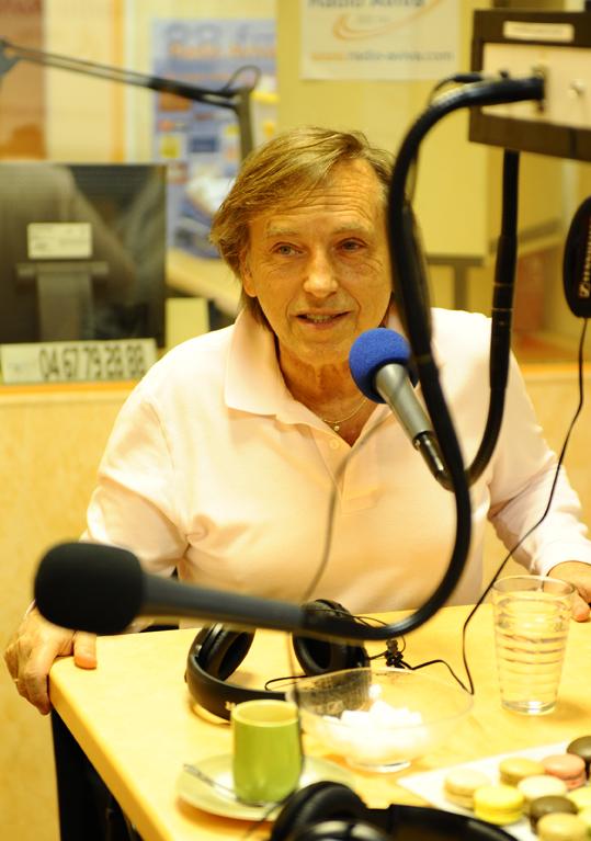 Radio Aviva 2010 - Alexandre ARCADY - Photo Antoine PALAZON